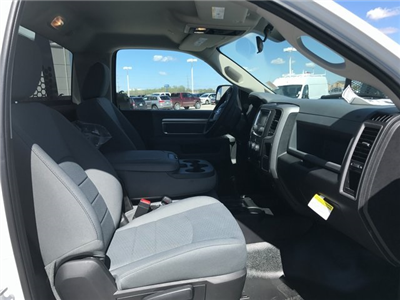 2017 Ram 3500 Regular Cab DRW 4x4, Knapheide PGNB Gooseneck Platform Body #R1360 - photo 11