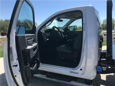 2017 Ram 3500 Regular Cab DRW 4x4, Knapheide PGNB Gooseneck Platform Body #R1360 - photo 13