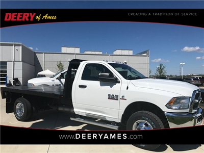 2017 Ram 3500 Regular Cab DRW 4x4, Knapheide PGNB Gooseneck Platform Body #R1360 - photo 1