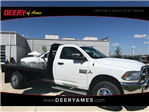 2017 Ram 3500 Regular Cab DRW 4x4, Knapheide Platform Body #R1360 - photo 1