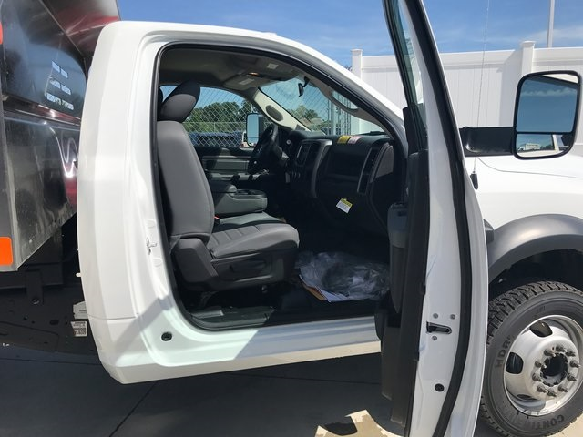 2017 Ram 5500 Regular Cab DRW 4x4, Monroe Dump Body #R1411 - photo 12