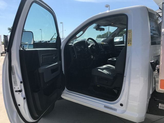 2017 Ram 5500 Regular Cab DRW 4x4, Monroe Dump Body #R1411 - photo 14