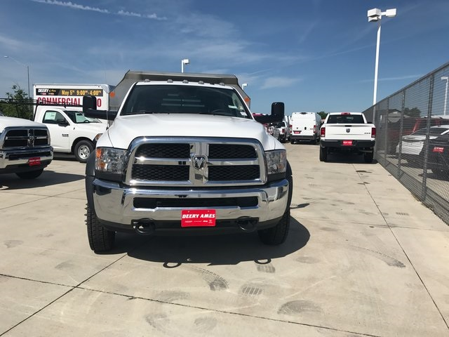 2017 Ram 5500 Regular Cab DRW 4x4, Monroe Dump Body #R1411 - photo 3