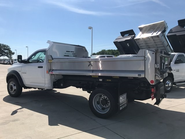 2017 Ram 5500 Regular Cab DRW 4x4, Monroe Dump Body #R1411 - photo 2