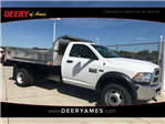 2017 Ram 5500 Regular Cab DRW 4x4, Monroe Dump Body #R1411 - photo 1