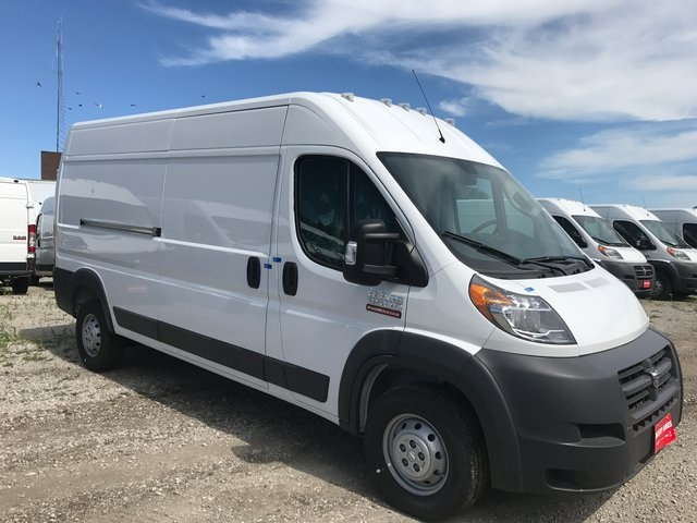 2017 ProMaster 2500 High Roof, Cargo Van #R1449 - photo 3