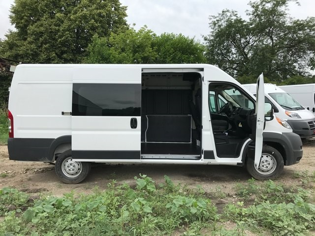 2017 ProMaster 3500 High Roof, Cargo Van #R1480 - photo 8