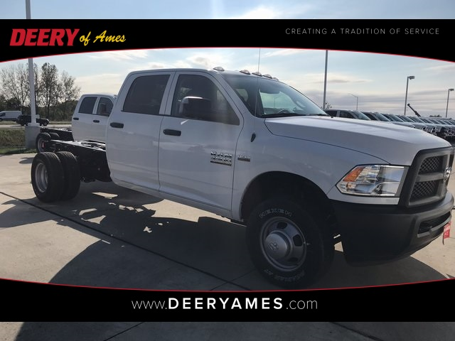 2017 Ram 3500 Crew Cab DRW 4x4,  Platform Body #R1514 - photo 2