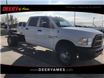 2017 Ram 3500 Crew Cab DRW 4x4,  Platform Body #R1514 - photo 1