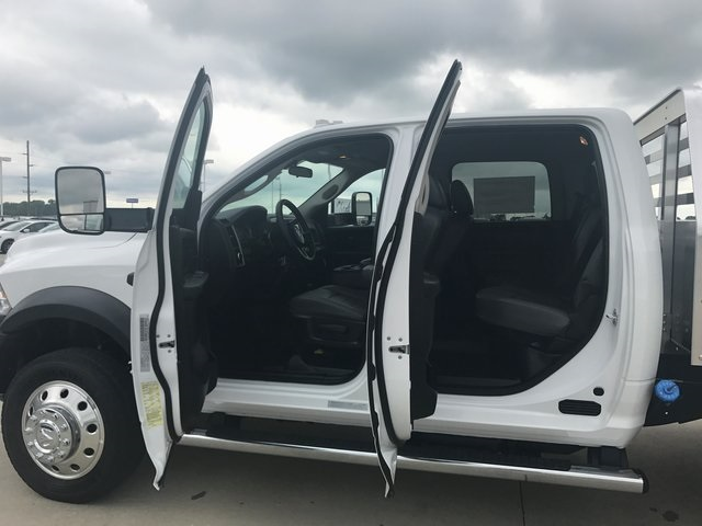 2017 Ram 5500 Crew Cab DRW 4x4, M H EBY Platform Body #R1540 - photo 9