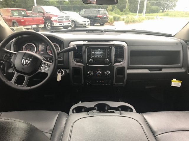 2017 Ram 5500 Crew Cab DRW 4x4, M H EBY Platform Body #R1540 - photo 15
