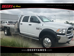 2017 Ram 5500 Crew Cab DRW 4x4, M H EBY Platform Body #R1540 - photo 1