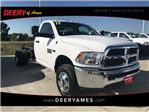 2017 Ram 3500 Regular Cab DRW 4x4 Cab Chassis #R1575 - photo 1