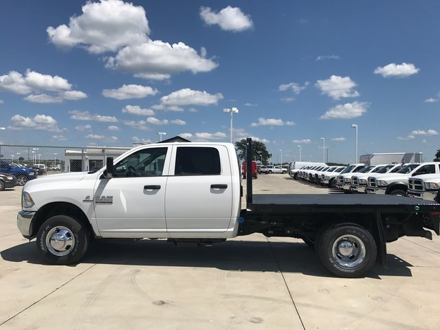 2017 Ram 3500 Crew Cab DRW 4x4, Knapheide Platform Body #R1578 - photo 10