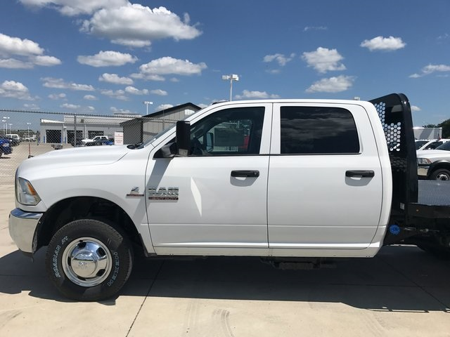 2017 Ram 3500 Crew Cab DRW 4x4, Knapheide Platform Body #R1578 - photo 11