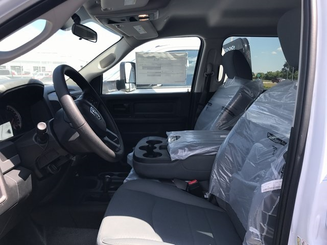 2017 Ram 3500 Crew Cab DRW 4x4, Knapheide Platform Body #R1578 - photo 14