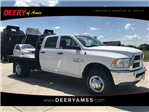 2017 Ram 3500 Crew Cab DRW 4x4, Knapheide Platform Body #R1578 - photo 1