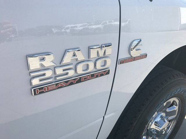 2017 Ram 2500 Regular Cab 4x4, Pickup #R1586 - photo 25