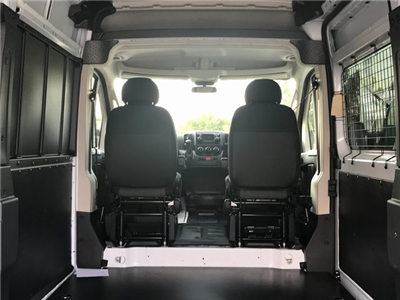 2018 ProMaster 2500 High Roof FWD,  Empty Cargo Van #R1615 - photo 31