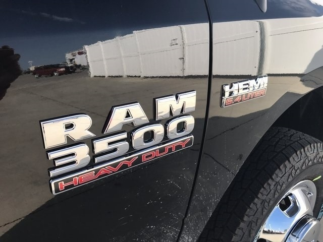 2018 Ram 3500 Regular Cab DRW 4x4,  Cab Chassis #R1641 - photo 3