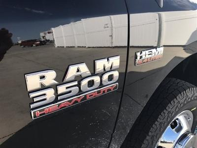 2018 Ram 3500 Regular Cab DRW 4x4,  M H EBY Big Country Platform Body #R1641 - photo 4