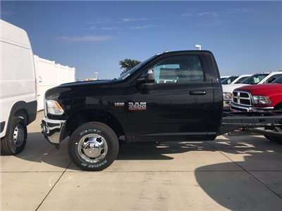 2018 Ram 3500 Regular Cab DRW 4x4 Cab Chassis #R1641 - photo 4