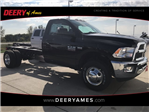 2018 Ram 3500 Regular Cab DRW 4x4 Cab Chassis #R1641 - photo 1