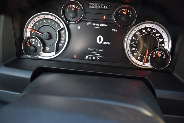 2018 Ram 1500 Crew Cab 4x4, Pickup #R1651 - photo 27