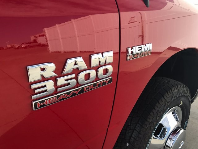 2018 Ram 3500 Regular Cab DRW 4x4 Cab Chassis #R1653 - photo 10