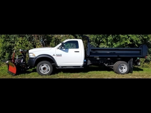2018 Ram 5500 Regular Cab DRW 4x4,  Knapheide Dump Body #R1664 - photo 24