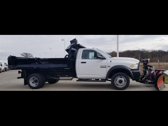 2018 Ram 5500 Regular Cab DRW 4x4,  Knapheide Dump Body #R1664 - photo 25