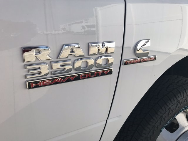 2018 Ram 3500 Regular Cab DRW 4x4 Cab Chassis #R1667 - photo 30