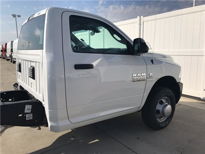 2018 Ram 3500 Regular Cab DRW 4x4 Cab Chassis #R1667 - photo 8
