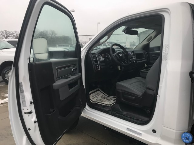 2018 Ram 3500 Regular Cab DRW 4x4, Knapheide Dump Body #R1694 - photo 12
