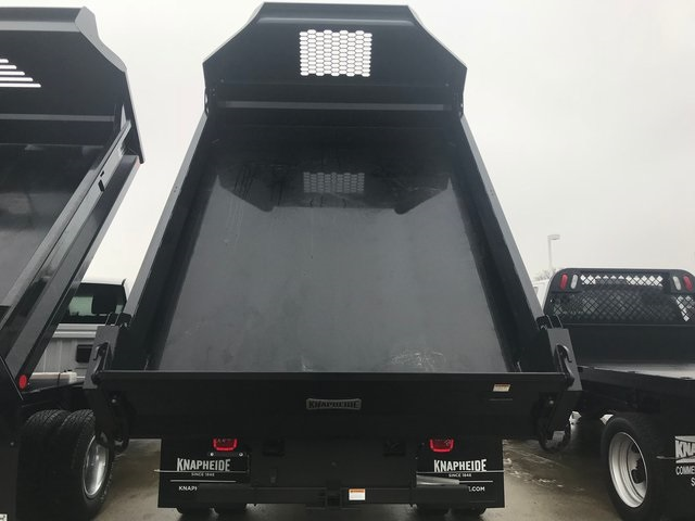 2018 Ram 3500 Regular Cab DRW 4x4,  Knapheide Dump Body #R1694 - photo 28