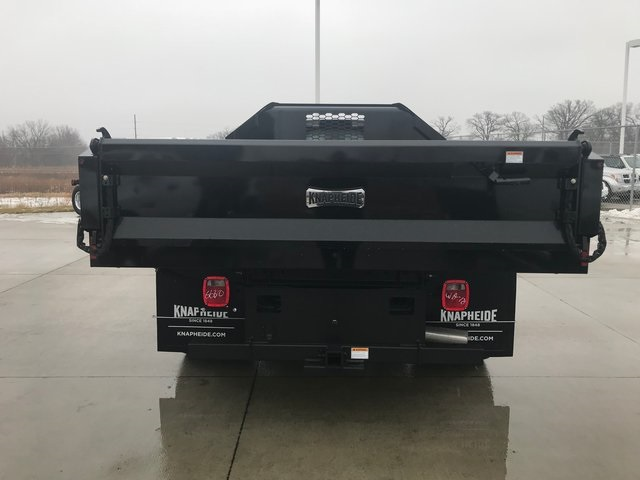 2018 Ram 3500 Regular Cab DRW 4x4, Knapheide Dump Body #R1694 - photo 5