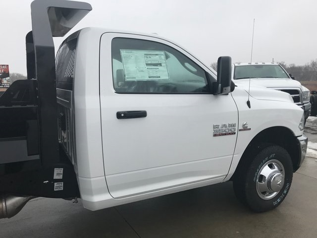 2018 Ram 3500 Regular Cab DRW 4x4,  Knapheide Dump Body #R1694 - photo 8