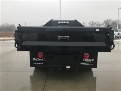 2018 Ram 3500 Regular Cab DRW 4x4,  Knapheide Drop Side Dump Body #R1694 - photo 5