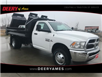 2018 Ram 3500 Regular Cab DRW 4x4, Knapheide Dump Body #R1694 - photo 1