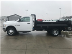 2018 Ram 3500 Regular Cab DRW 4x4,  Knapheide Drop Side Dump Body #R1694 - photo 4