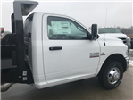 2018 Ram 3500 Regular Cab DRW 4x4,  Knapheide Drop Side Dump Body #R1694 - photo 8