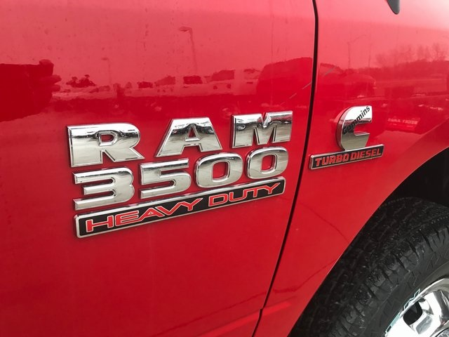 2018 Ram 3500 Regular Cab DRW 4x4,  Cab Chassis #R1701 - photo 23