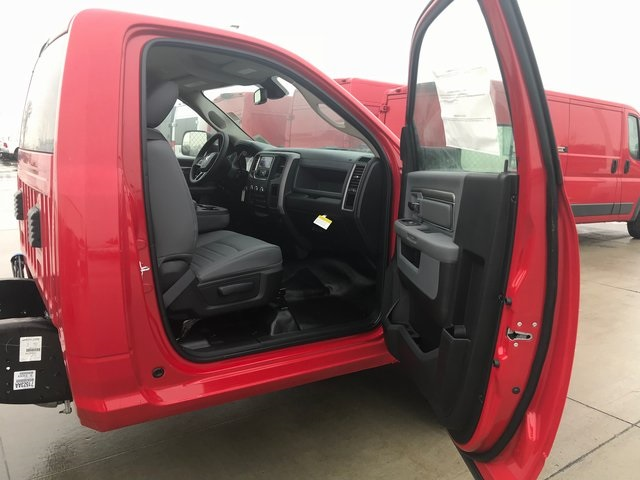 2018 Ram 3500 Regular Cab DRW 4x4,  Cab Chassis #R1701 - photo 5