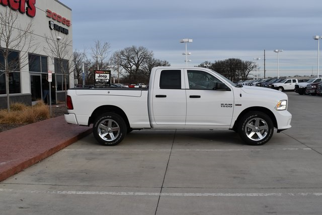 2018 Ram 1500 Quad Cab 4x4, Pickup #R1706 - photo 3