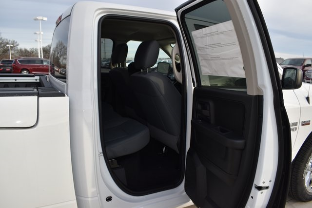 2018 Ram 1500 Quad Cab 4x4, Pickup #R1706 - photo 27