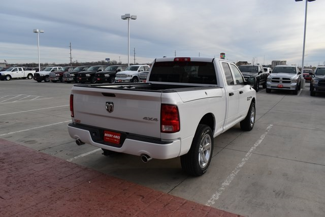 2018 Ram 1500 Quad Cab 4x4, Pickup #R1706 - photo 2