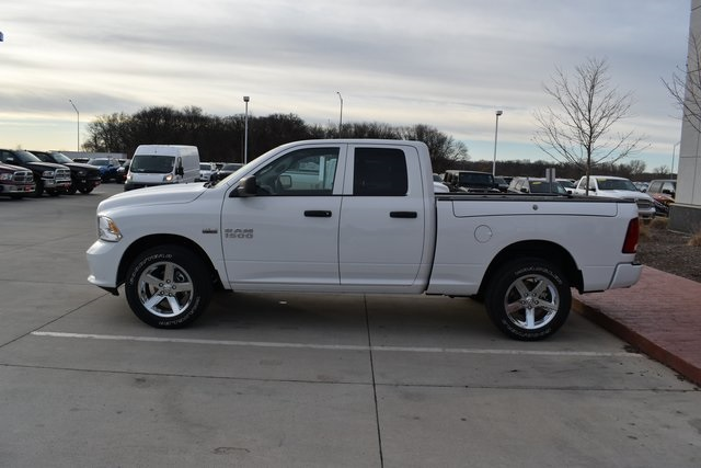 2018 Ram 1500 Quad Cab 4x4, Pickup #R1706 - photo 6