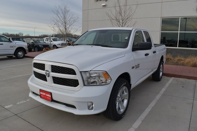 2018 Ram 1500 Quad Cab 4x4, Pickup #R1706 - photo 7