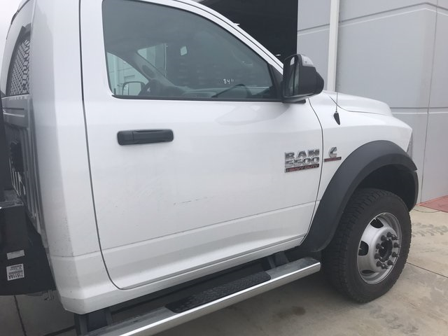 2018 Ram 5500 Regular Cab DRW 4x4, Knapheide Value-Master X Platform Body #R1724 - photo 11