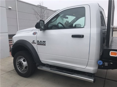 2018 Ram 5500 Regular Cab DRW 4x4, Knapheide Value-Master X Platform Body #R1724 - photo 13